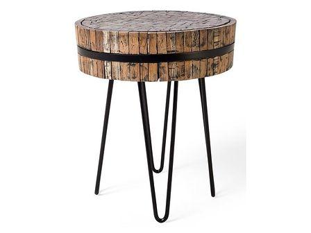 Stolik kawowy - drewniany - do pokoju - ława kawowa - stół - TAKU