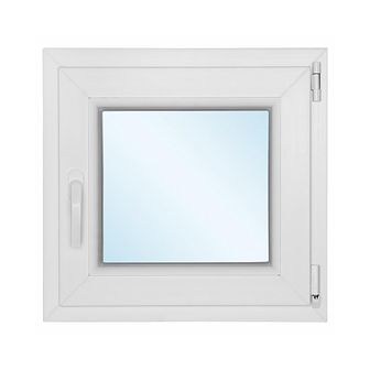 Okno PVC 565/535 prawe