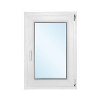 Okno PVC prawe
