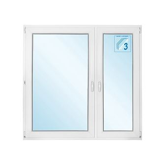 Okno PCV 1465/1435