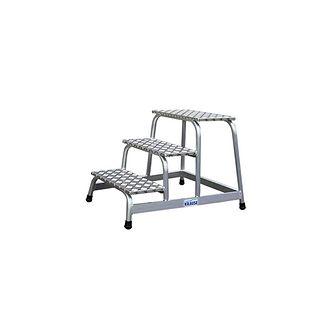 Aluminiowe schodki montażowe Krause Stabilo 805058