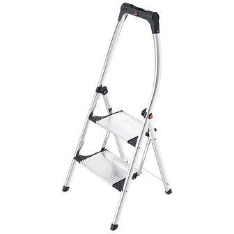 Hailo Drabina, LivingStep Comfort Plus, 119 cm, aluminium, 4302-301