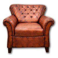 Fotel brown  90 x 80 x 78