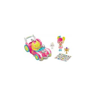 Mattel BARBIE VGH Pojazd + mini figurki - DARMOWA DOSTAWA OD 199 ZŁ!!!