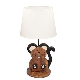 Lampka stojąca Animals-  Mouse wys. 57cm