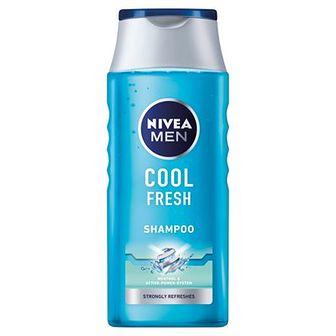 NIVEA MEN Cool Fresh Szampon odświeżający 400 ml