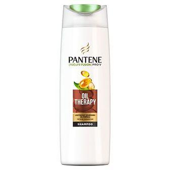 Pantene Pro-V Nature Fusion Oil Therapy Szampon do włosów 400 ml