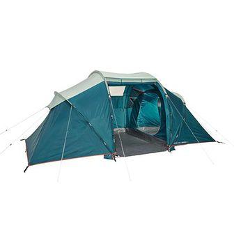 Namiot kempingowy Arpenaz 4.2 4-osobowy, 2 sypialnie