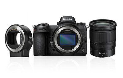 Aparat bezlusterkowy Nikon Z6 + 24-70mm f/4 S + adapter FTZ - Natychmiastowy Rabat 1720zł wpisz kod K120AB do 15.08.2019