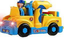 Auto do rozkręcania mały majsterkowicz narzędzia - Lean Toys - ZAPŁAĆ 15 ZŁ MNIEJ Z MASTERPASS