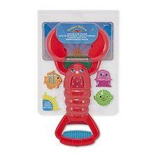 Zabawka do kąpieli homar z ruchomymi szczypcami - ZAPŁAĆ 15 ZŁ MNIEJ Z MASTERPASS