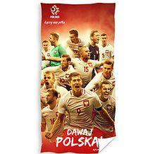 """Ręcznik kąpielowy """"Polska Drużyna"""" 70x140"""