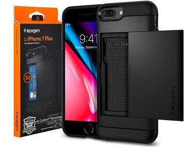 iPhone 8/7 Plus | Etui, Pokrowiec | Spigen Slim Cs