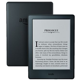 [Bumerango] Amazon Kindle 8 2017 Touch