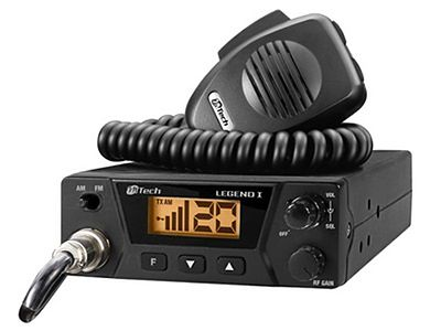 M-tech Legend I Cb radio Legalny Uniden