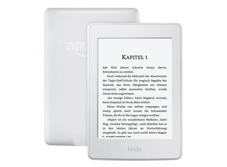 Amazon Kindle Paperwhite 3 Biały !!!bezreklam!!!