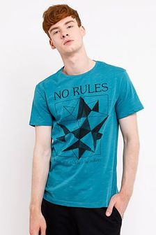 Męski T-shirt MF No Rules