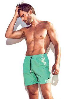 Męskie szorty kąpielowe DAVID 52 Basic Caicco 041A