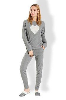 Damska włoska piżama Love
