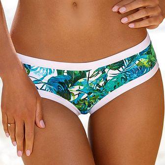 Figi od kostiumu kąpielowego Leaves