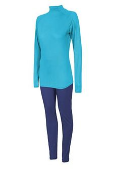 Damski komplet funkcyjny: podkoszulka i legginsy 4F Termo Dry