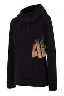 Damska bluza sportowa 4F Gold Black