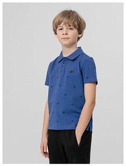 Koszulka polo regular chłopięca