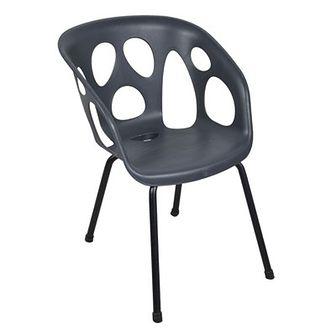 Krzesło Balkonowe Ołer Ghost Antracytowe