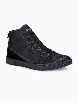 Trampki męskie sneakersy T350 - czarne