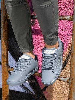 Klasyczne męskie buty sportowe T383 - szare
