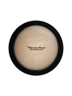 Puder Rozświetlający do Twarzy i Ciała - Highlighting Powder Nr 1 Glazy Look