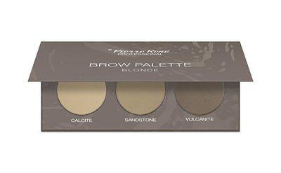 PALETKA CIENI DO BRWI - BROW PALETTE no. 01 BLONDE
