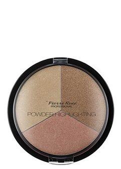 Paleta rozświetlaczy / pudrów rozświetlających Powder Highlighting