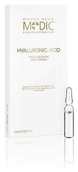 Ampułki Nawilżające z Kwasem Hialuronowym - Medic Hyaluronic ACID