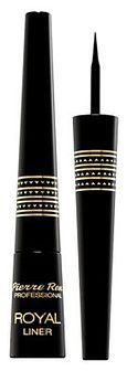 Wodoodporny Eyeliner w Płynie Czarny Royal Liner