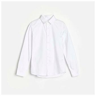 Reserved - Elegancka koszula - Biały