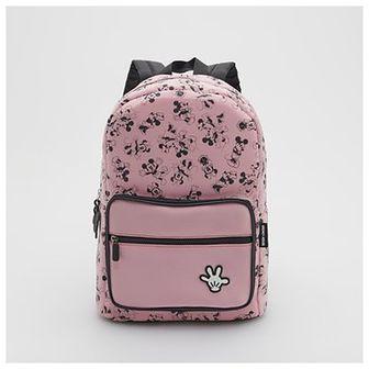 Reserved - Plecak Mickey Mouse - Różowy