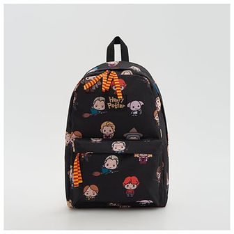 Reserved - Plecak Harry Potter - Czarny