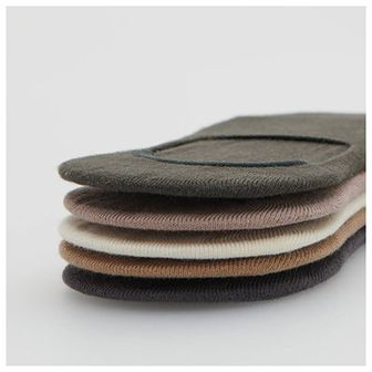 Reserved - Skarpetki stopki 5 pack - Beżowy
