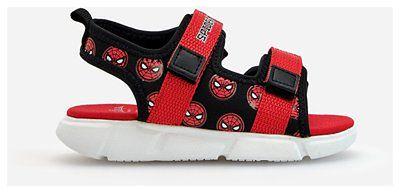 Reserved - Sandały Spiderman - Czerwony