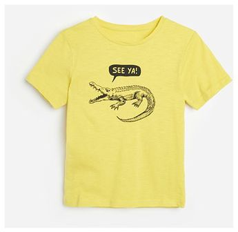 Reserved - T-shirt z nadrukiem - Brązowy