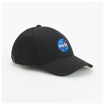 Reserved - Czapka z daszkiem NASA - Czarny