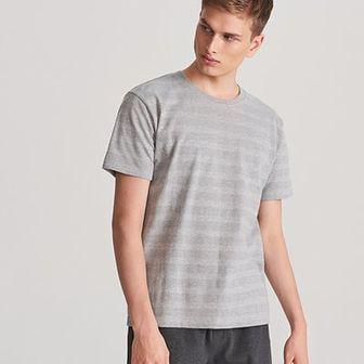 Reserved - Piżama z szortami - Jasny szary