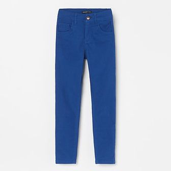 Reserved - Spodnie - Niebieski