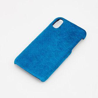 Reserved - Etui na telefon iPhone 6, 7, 8, X - Turkusowy