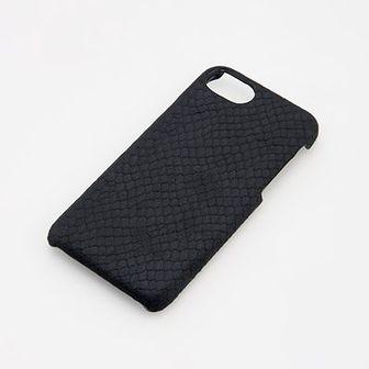 Reserved - Etui na telefon iPhone 6, 7, 8, X - Czarny