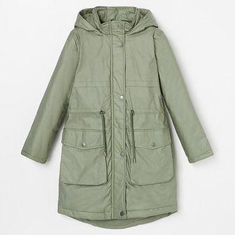 Reserved - Płaszcz typu parka - Khaki