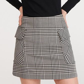 Reserved - Spódnica mini - Wielobarwny
