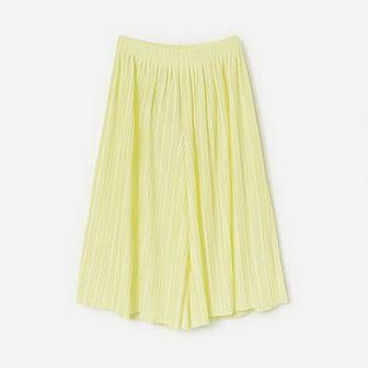 Reserved - Szerokie spodnie - Zielony