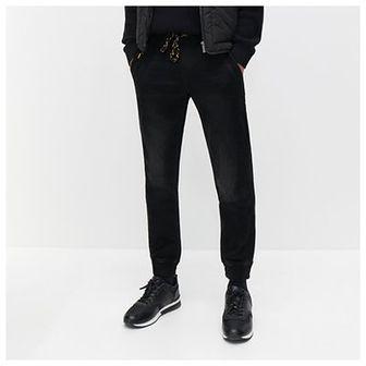 Reserved - Spodnie jeansowe jogger - Czarny